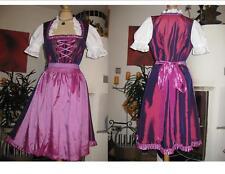 Festtags-MINI-Dirndl in lila/rosa Gr. 44 NEU