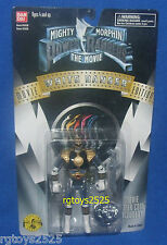 "Mighty Morphin Power Rangers The Movie WHITE 5"" Ranger New Factory Sealed 1995"