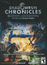 Shadowrun Chronicles Boston Lockdown - Team Based Tactical Combat PC/Mac Game