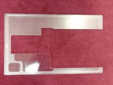 "#5 Horn Cabinet Acrylic Elna CE20 New Home 9000 Sewing MachineInsert 11-1/4""x19"""