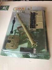 "Dragon 12"" WW2 German RPzB54 Panzerschreck Set Yellow MOC 71097 from 2001 1/6"