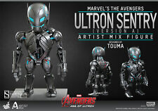 HOT TOYS AVENGERS AGE OF ULTRON ULTRON SENTRY (A) TOUMA ARTIST MIX FIGURE ~ NEW~