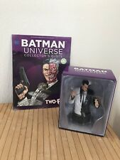 Batman Universe Collectors Bust Eaglemoss Two Face Dc Marvel