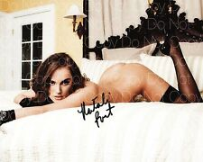 Natalie Portman signed sexy hot nude 8X10 photo picture poster autograph RP 5