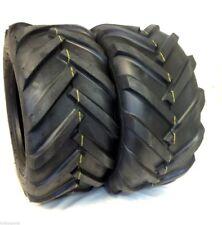 TWO- 26x12.00-12 Deestone 10 Ply D408 Super Lug Tires PAIR AG 26x12-12 26 12 12