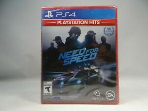 Need for Speed (SONY PlayStation 4, 2015) PlayStation Hits Sealed !