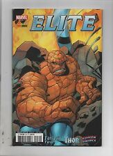 ELITE n°30 - MARVEL France Panini Comics - 2003. Thor, Fantastic Four. HULK