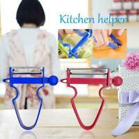 3 teile/satz Küche Schäler Edelstahl Küche Gadgets 10*8.5*1,4 cm L6F9