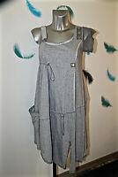 robe été grise en coton stretch HIGH USE taille M (38)  NEUVE valeur 400€