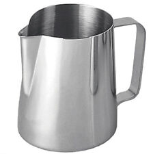 Update International Stainless Steel 50 oz Milk Frothing Pitcher
