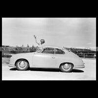#pha.012695 Photo PORSCHE 356 1100 1950-1952 Car Auto