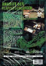 DVD NEU/OVP - Angriff der Klapperschlangen - Harry Hamlin & Jack Scalia