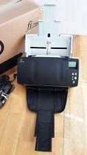 FUJITSU fi-7160 Color Duplex Workgroup Document Scanner AC adapter+USB+Setup DVD