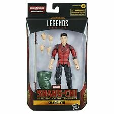 """SHANG-CHI ( 6"""" ) & THE LEGENDS OF THE TEN RINGS MARVEL LEGENDS ACTION FIGURE #1"""