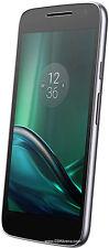 Motorola Moto G4 Play Xt1604 Black 16gb Unlocked Unopened