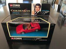 CORGI CLASSICS JAMES BOND 007 FERRARI 355 DIE CAST CAR 92978 GOLDENEYE