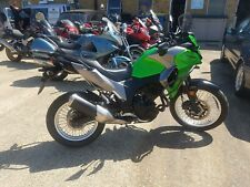 Kawasaki KLE300 CHF Versys in Green 7K on the Clock HPI Clear FSH For Sale