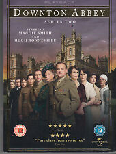Downton Abbey Series Two 2 - 4 DVD Set - PAL Regions 2, 4, 5