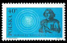 Scott # 1915 - 1972 - ' Copernicus, by Jacob van Meurs,1654 Heliocentric System'