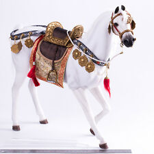 "Inflames Toys 1/6 Scale White Horse Model Journey to the West F/12"" Figure Doll"