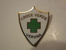 distintivo croce Verde Verona