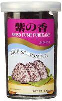 JFC Shiso Fumi Furikake (Rice Seasoning), 3.1 OZ