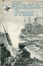 Atlantic Front by Woon, Basil; Pitcher, Lieut. N.Sotheby [Illustrator]