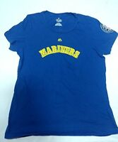 Womens XL T shirt Ken Griffey Jr Seattle Mariners Hall of Fame Cooperstown MLB