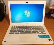 Sony Vaio SVS1311BFXW Core I5-3210M 2.5Ghz HDD 320GB 4GB RAM AC adapter included