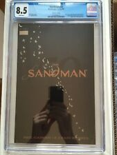 CGC 8.5 Sandman #50 *White*1993*Platinum Ed.*TV SHOW!*New Case*RARE