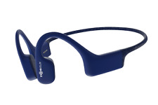 AfterShokz Xtrainerz Sapphire Blue Waterproof Swimming Headphones AfterShockz