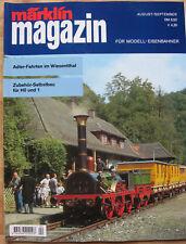 märklin magazin 4 / 2001