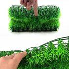 Green Plastic Fish Tank Water Grass Plant Lawn Landscape Aquarium Ornament Deco