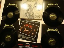 Metallica ‎– ...And Justice For All / Box set 4 LP VINYL