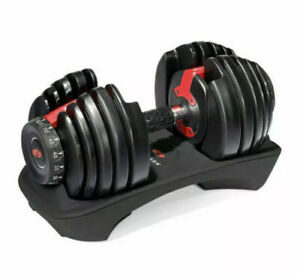 Brand NEW Bowflex SelectTech 552 Adjustable Single Dumbbell FREE SHIPPING