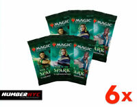 War of the Spark MTG Boosters Magic The Gathering Factory Sealed Draft Packs NEW