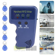 Handheld 125KHz RFID Duplicator Copier Reader Writer ID Card Cloner Programmer