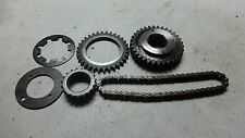1982 Honda GL500 Sliverwing CX 500 HM480B. Engine primary drive gear