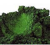 Green Pigment Powder, Colour, Dye, Chromium Oxide 100g Weather Stable, Lightfast