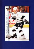 Wayne Gretzky HOF 1992-93 Pro Set Hockey #66 (NM+) Los Angeles Kings