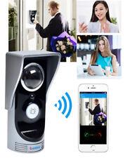 Wireless WiFi Doorbell Home Security Phone Intercom Monitor Remote Video Camera