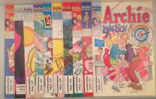 ARCHIE'S TEN ISSUE COLLECTOR'S SET COMPLETE~1-10~NM 9.2~1997