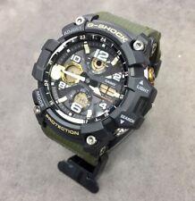 CASIO G-Shock MUDMASTER GSG100-1A3 Tough Solar Neon Illuminator @