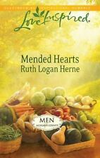 Love Inspired: Mended Hearts by Ruth Logan Herne (2011, Paperback)