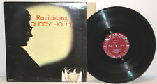 BUDDY HOLLY Reminiscing CORAL CRL 57426 MAROON LABEL LP