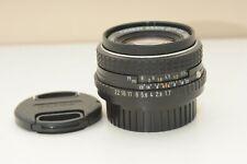 PENTAX M SMC 50mm F/1.7 Manual Focus Fixed Prime Lens ASAHI Opt Co JAPAN K mount