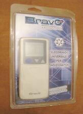Bravo Air Conditioner TELECOMANDO UNIVERSALE per condizionatori mod. 92102150