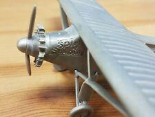 VTG Metal Spirit of St. Louis Lindbergh 50 Year Commemorative Toy Plane N-X-211