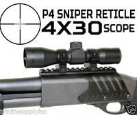Remington 870 / 870 12ga. Scope & Mount Combo.