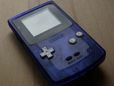 Gameboy Color Shell kit... WHITE buttons, superb quality